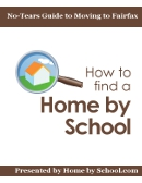 How to find a Home for Sale in Fairfax VA - by Fairfax School Boundary