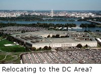 Relocating to the DC area