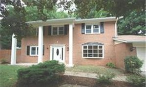 Bilevel home in Fairfax County