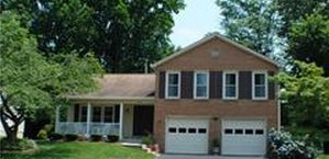 Split Level home in Fairfax County