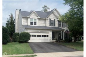 Home for sale in Centreville, VA