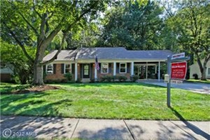 Home for sale in Woodson HS boundary