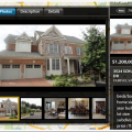 Refine your search and see details of each home for sale