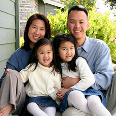 The Wus have sophisticated housing needs