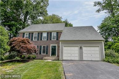 Home for sale in the Lake Braddock SS boundary